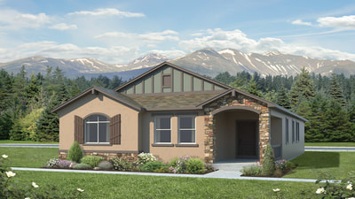 New Homes in Colorado Springs, CO | Flying Horse