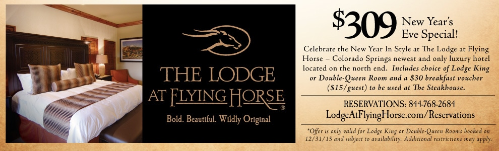 Flying Horse Colorado I New Year's Eve Special